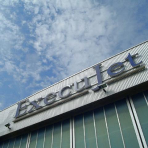 Execu Jet Hangar