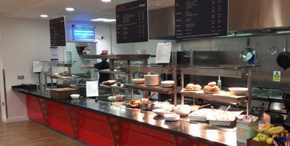 LCY-Staff Restaurant